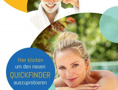 Wellness Quickfinder – mobil