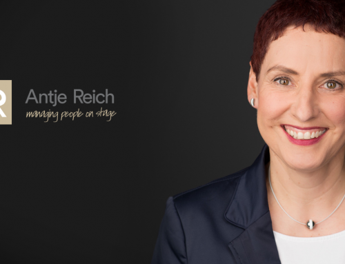 Antje Reich – Managing People on Stage
