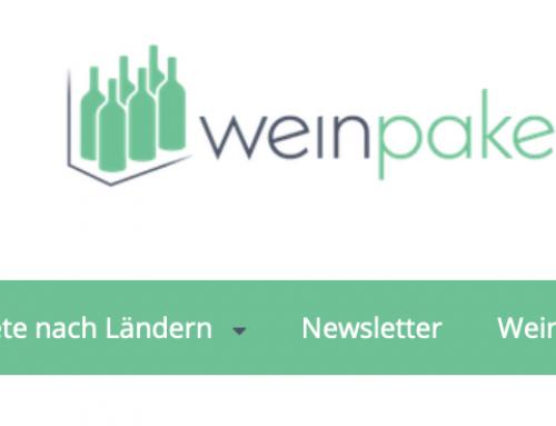 Weinpakete.de geht online und weitere Entwicklungen im März