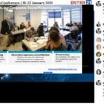 ENTER21: Virtual Destination Program Day two
