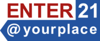Kunde: enter21 Logo