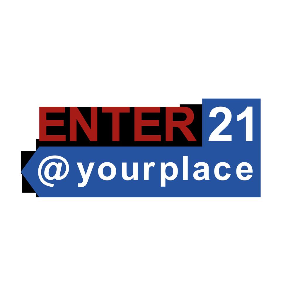 Logo Enter21@yourplace