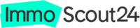 Kunde: ImmoScout24 Logo