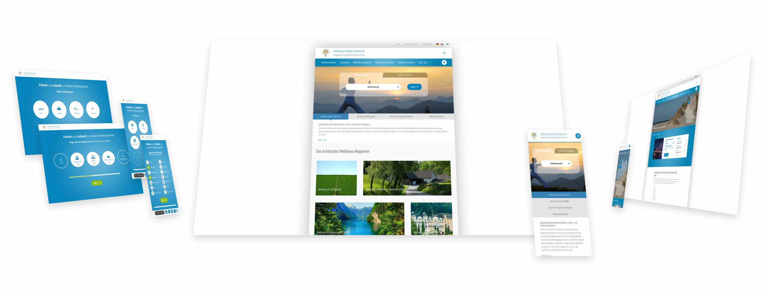 Relaunch des Wellnessportals Wellnesshotels- und Resorts