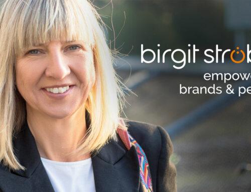 Birgit Ströbel – Top Unternehmenscoach mit neuem Auftritt