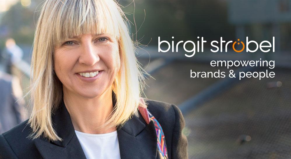 Birgit Ströbel - neuer Auftritt