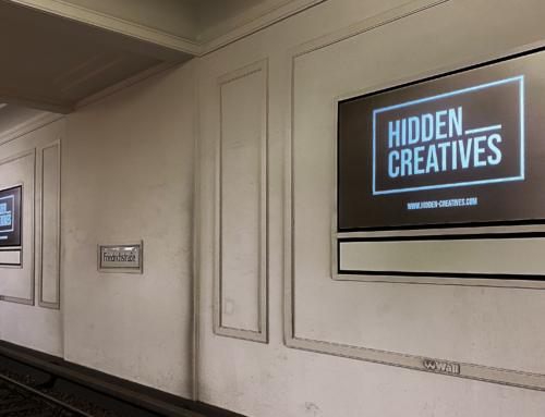Behind the Scenes – die Hidden Creatives gehen online