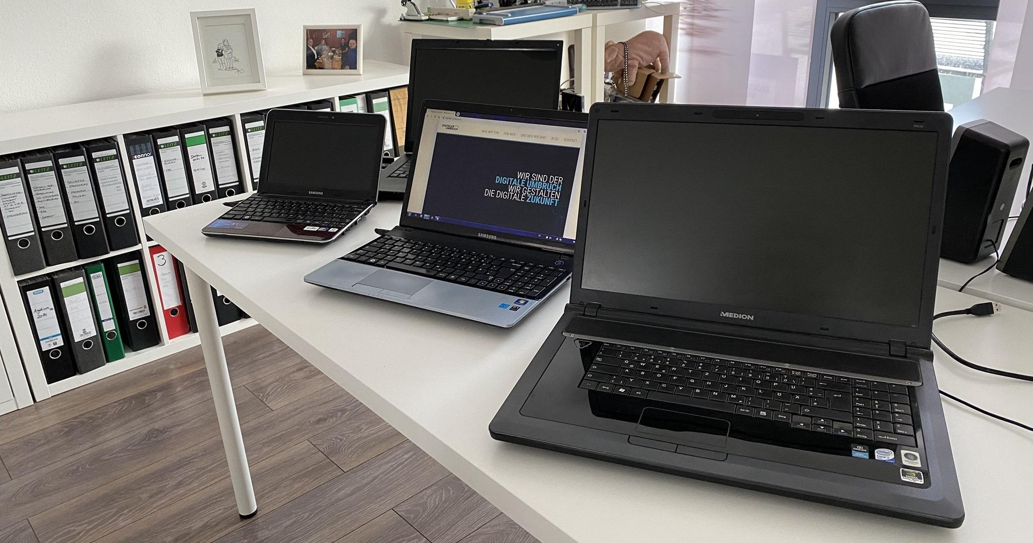 Laptops für Kids